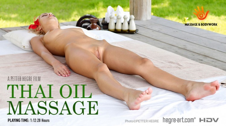 massage naturiste thai Normandy